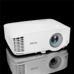 BenQ DLP Projektor MW612 3D/1280x800 WXGA/4000 ANSI lm/20000:1/2xHDMI/1x2W Repro 9H.JH577.13E