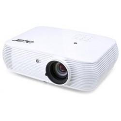 Acer P5330W DLP 3D / 1280x800 WXGA / 4500 ANSI / 20000:1/ VGA / HDMI(MHL) /RJ45/ 2,7KG, MR.JPJ11.001