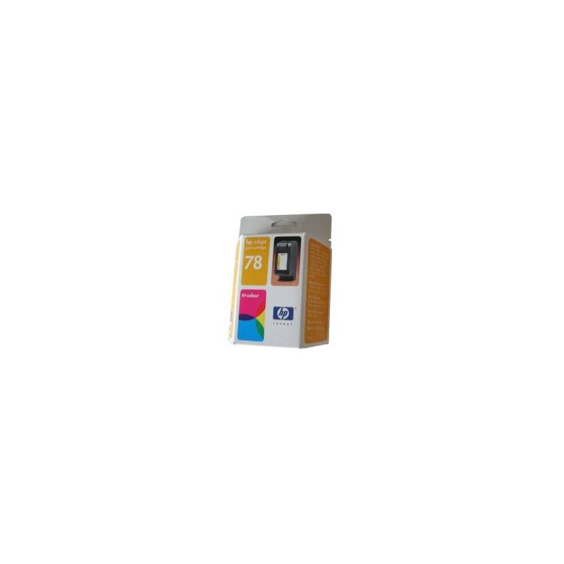HP Cartridge C6578DE COLOR 78 19ml