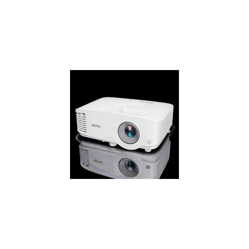 BenQ DLP Projektor MW550 3D/1280x800 WXGA/3600 ANSI lm/20000:1/2xHDMI/ 9H.JHT77.13E
