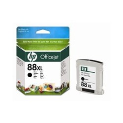 HP Cartridge C9396AE 88XL Black Officejet Ink