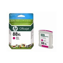 HP Cartridge C9392AE 88XL Magenta Officejet Ink