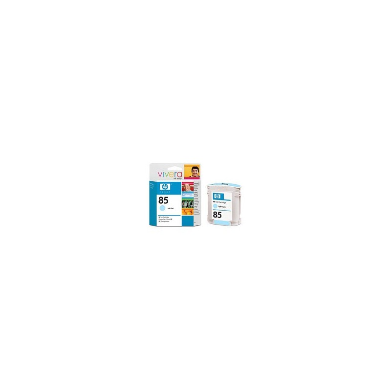 HP Cartridge C9428A LIGHT CYAN 30/130 (69 ml)