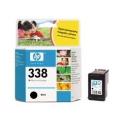 HP Cartridge C8765 BLACK 338 11ml C8765EE