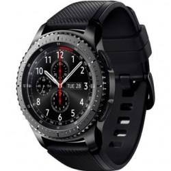 SAMSUNG Galaxy Gear S3 Frontier Black SM-R760NDAAXSK