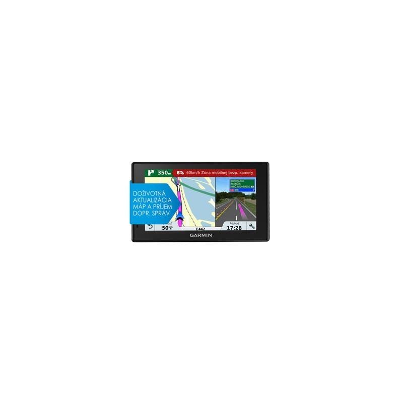 GARMIN DriveSmart 51 LMT-S Lifetime EU (45 krajín) 010-01680-17