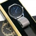 CARNEO Manager Smart hodinky strieborné 8588006167344