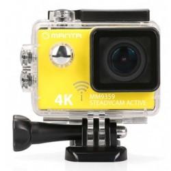 MANTA Športová kamera 4K WiFi ACTIVE MM9359