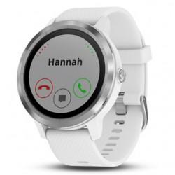 GARMIN Smart hodinky VÍVOACTIVE 3 White/Stain 010-01769-22