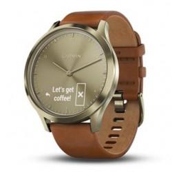 GARMIN Smart hodinky Vívomove HR, Premium, Gold 010-01850-25,veľkosť S/M