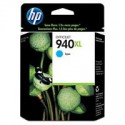 HP Cartridge C4907AE 940XL Cyan Officejet