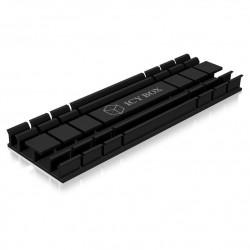 RAIDSONIC Pasívny chladič pre M.2 2280 SSD IB-M2HS-701
