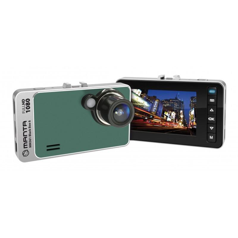 MANTA Kamera do auta BLACK BOX 6 MM361
