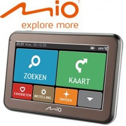 MIO S5400 Full Europe + Lifetime aktualizacia 5420027525723
