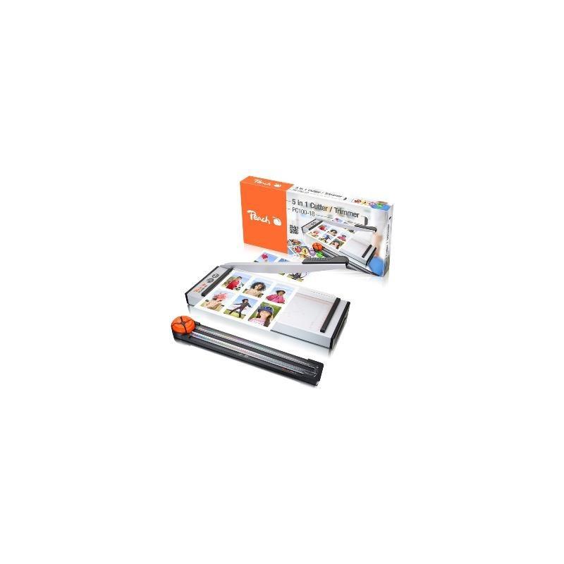 PEACH Rezacka Multifunction Cutter PC100-18 510879