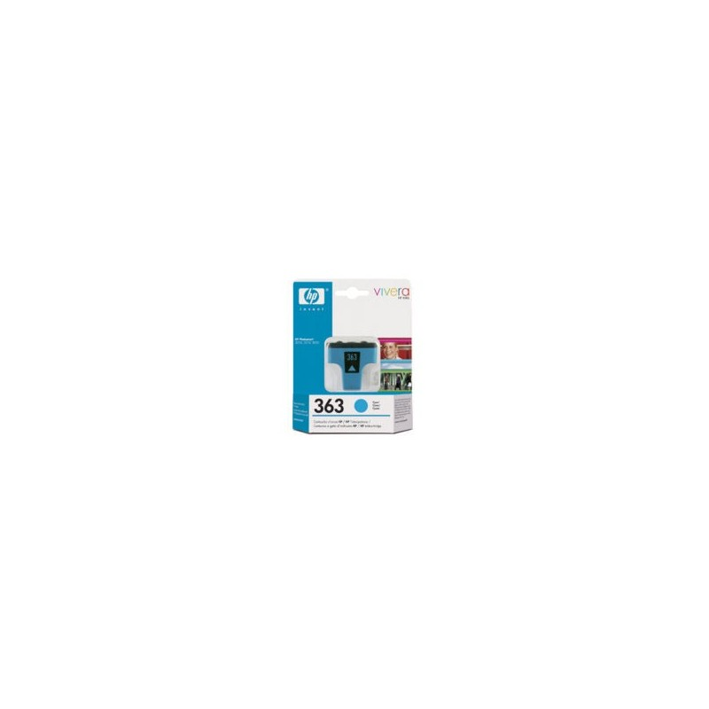 HP Cartridge C8771EE CYAN 363 4ml