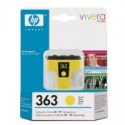 HP Cartridge C8773EE YELLOW 363 6ml