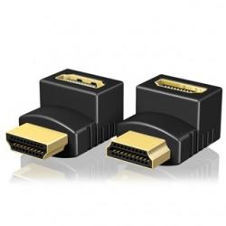 RAIDSONIC ICY BOX 2x Adaptér HDMI IB-CB009-1
