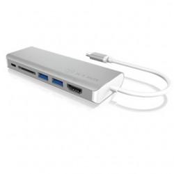 ICY BOX USB Type-C Dock IB-DK4034-CP