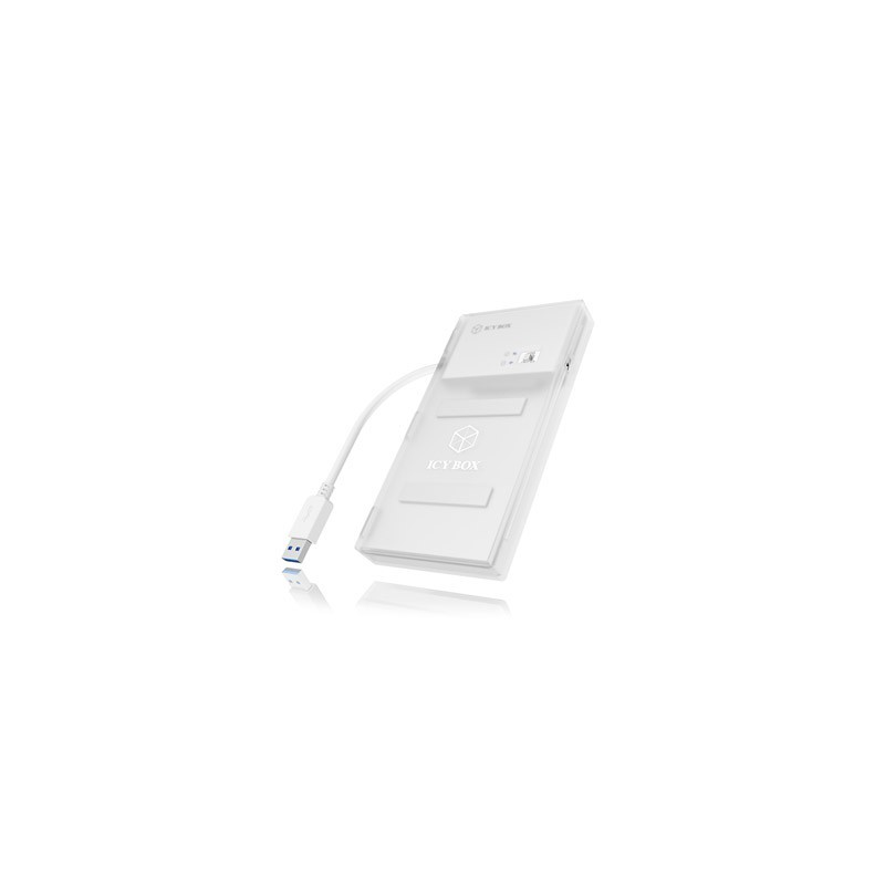 ICY BOX - Adapter USB Type-C to SATA, USB, SD IB-DK404