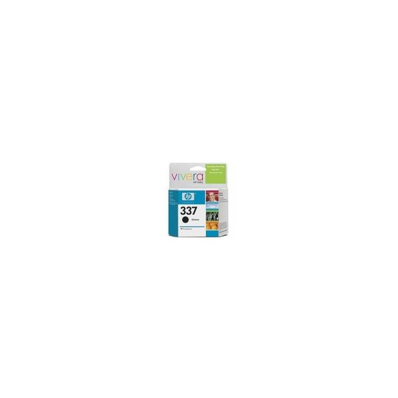 HP Cartridge C9364 BLACK 337 11ml C9364EE