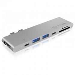 ICY BOX USB Type-C Dock IB-DK4037-2C