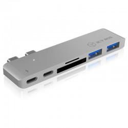 ICY BOX USB Type-C Dock IB-DK4036-2C