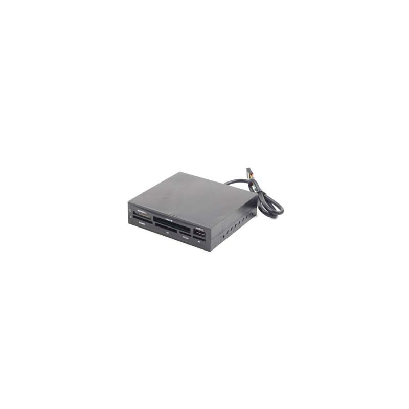 Gembird FDI2-ALLIN1-02-B card reader USB 2.0