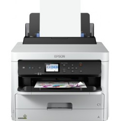 Epson WorkForce Pro WF-C5210DW, A4, LAN, duplex, WiFi, NFC C11CG06401