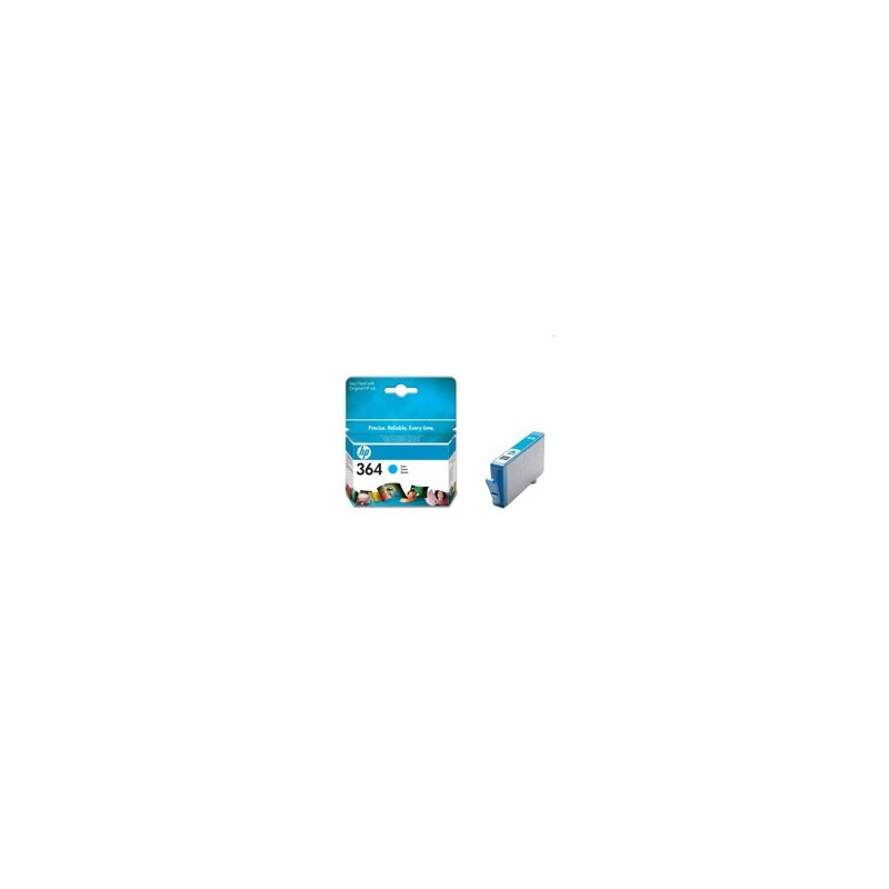 HP Cartridge CB318EE Cyan 364