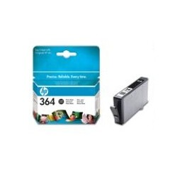 HP Cartridge CB317EE BLACK 364 Photo