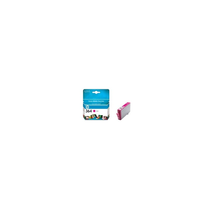 HP Cartridge CB319EE Magenta 364