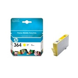 HP Cartridge CB320EE Yellow 364
