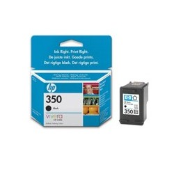 HP Cartridge CB335EE BLACK 350