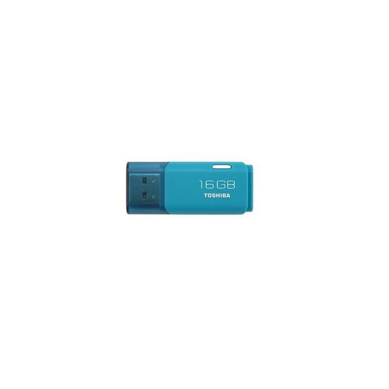 16 GB USB kľúč TOSHIBA - HAYABUSA light blue THN-U202L0160E4