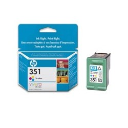 HP Cartridge CB337EE COLOR 351