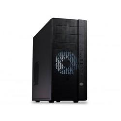 CoolerMaster case miditower series N400, ATX,čierna, USB3.0, bez zdroja NSE-400-KKN1
