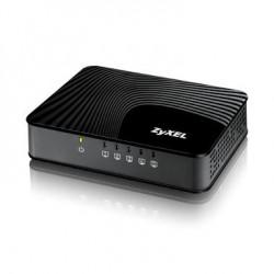 ZyXEL GS-105Sv.2 5-port 10/100/1000Mbps Gigabit Ethernet switch...