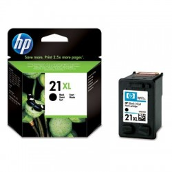 HP Cartridge C9351CE BLACK 21XL