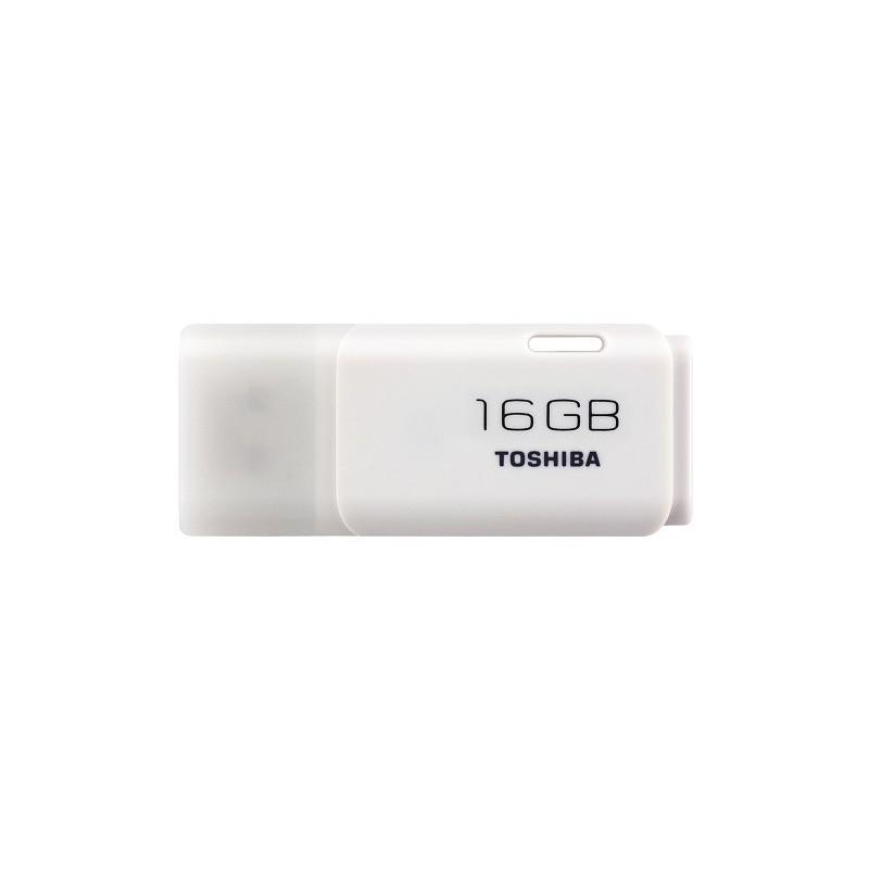 16 GB USB kľúč TOSHIBA - HAYABUSA biely THN-U202W0160E4