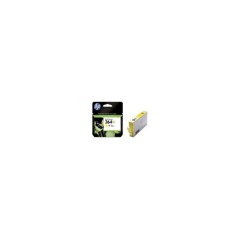 HP Cartridge CB325EE Yellow 364XL