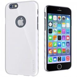 Cygnett, obal AeroGrip Feel pre iPhone 6/6S, biely CY1661CPAEG