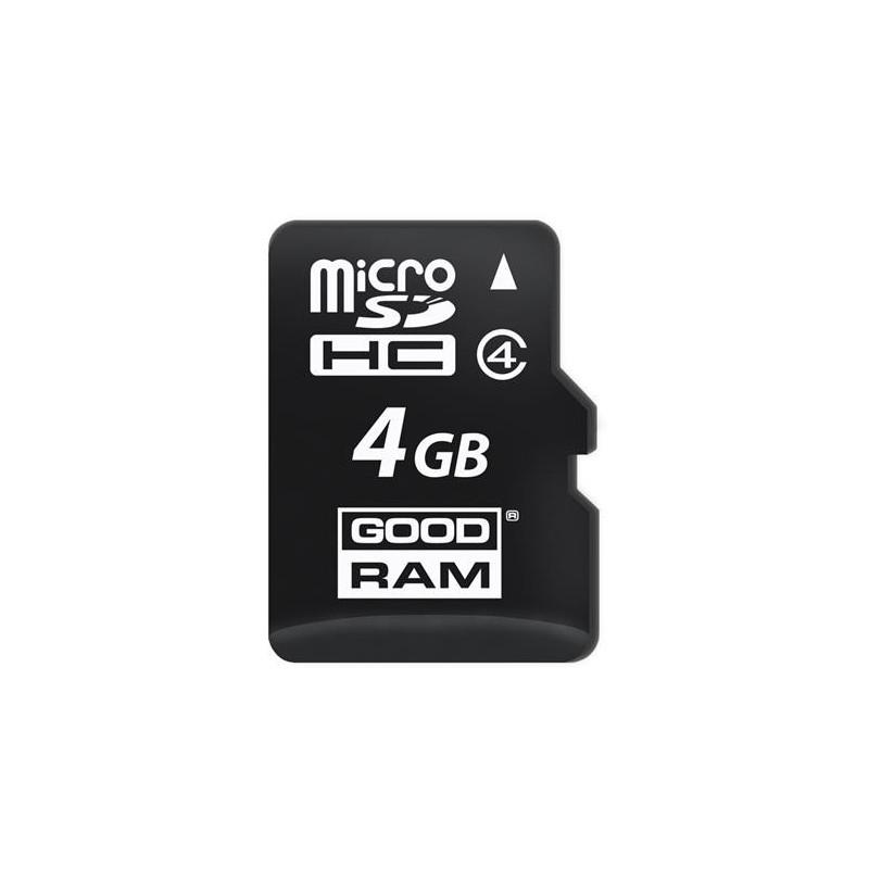 4 GB microSDHC karta GOODRAM Class 4 M400-0040R11