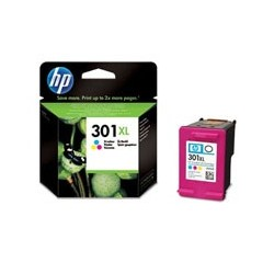 HP Cartridge CH564EE COLOR 301XL