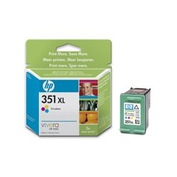 HP Cartridge CB338EE COLOR 351XL