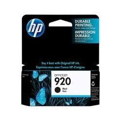 HP Cartridge CD971AE Black 920