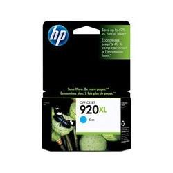 HP Cartridge CD972AE Cyan 920XL
