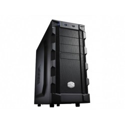 CoolerMaster case miditower K280, ATX, black, USB3.0, bez zdroja RC-K280-KKN1