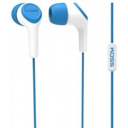 KOSS KEB15i modre sluchatka vysokej kvality KEB15i blue