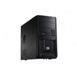 CoolerMaster case minitower Elite 343, mATX, čierna, bez zdroja RC-343-KKN1